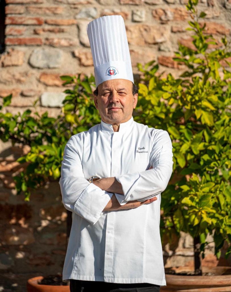 Chef Patron - Carlo Bresciani