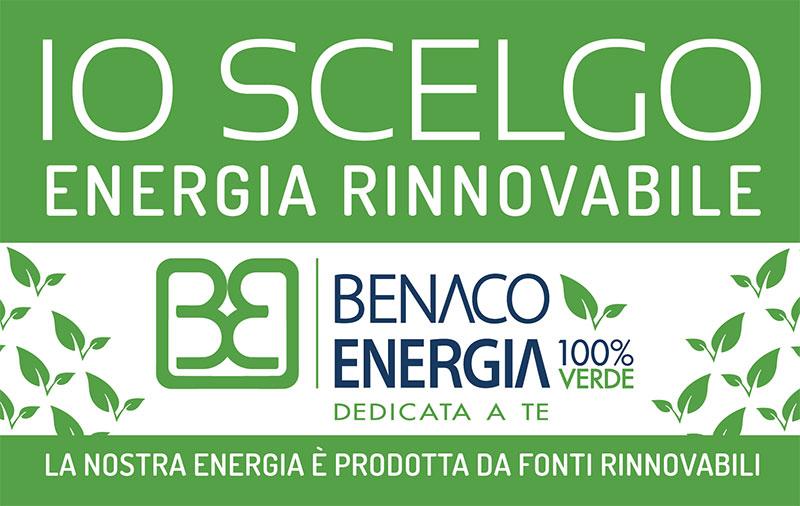 Benaco Energia 100% Rinnovabile
